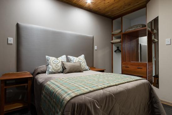 Gariep, A Forever Resort: 2-Sleeper Chalet. 1 bedroom (1 double bed)
