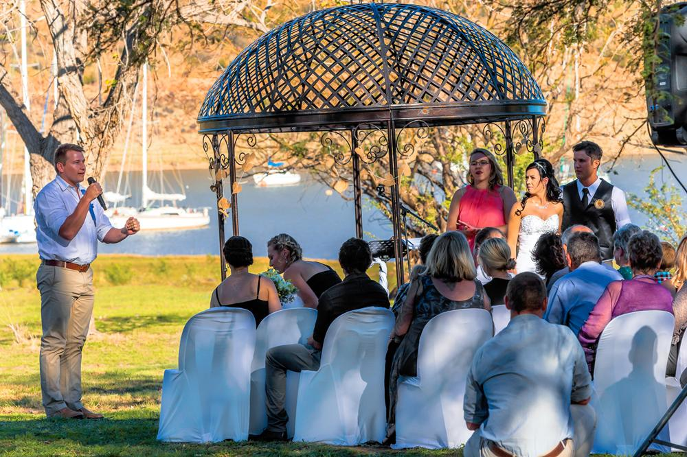 Weddings at Gariep, A Forever Resort